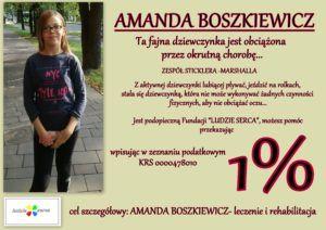 Amanda plakat